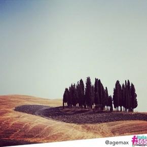 foto scelta per #italia365 – Val D'Orcia – @agemax