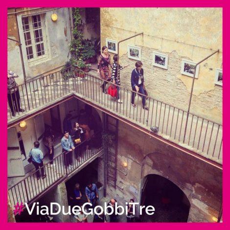 """""""Vita da Igers"""" in #viaduegobbitre: una mostra e un challenge nel cuore di Reggio Emilia"""