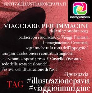 Instagramers al Festival dell'Illustrazione di Pavia