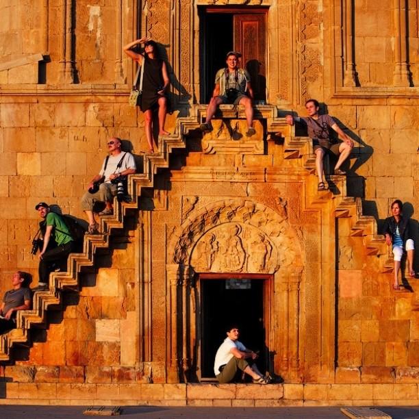 immagine tratta dall'account instagram Viaggio Armenia