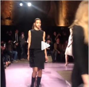 Sfilata Les Copains alla Milan Fashion Week