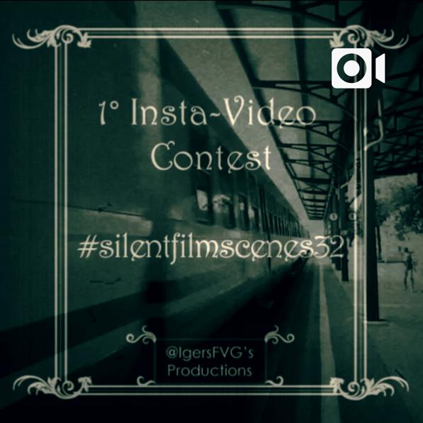 Insta-Video Contest: Scene da film muto