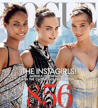 """Fenomeno Instagirls: superate le """"top"""" degli anni '90, le modelle tornano protagoniste con Instagram"""