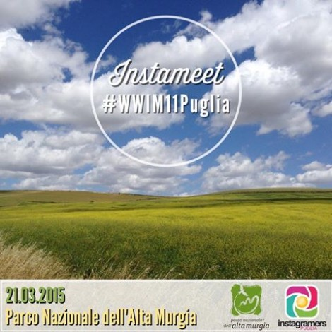 #WWIM11 con Igerspuglia e il Parco Nazionale dell'Alta Murgia