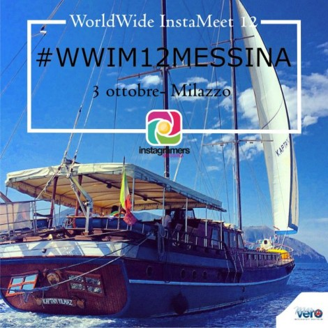 Il #WWIM12 a Messina si fa in barca a vela