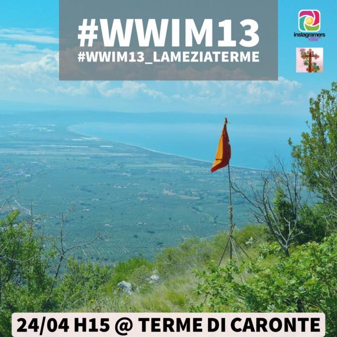 WWIM13 con Instagramers Lamezia Terme