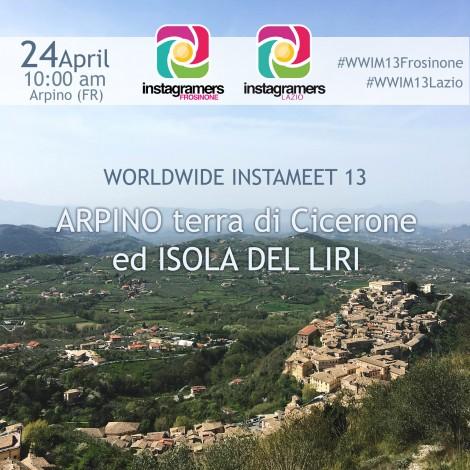 WWIM13: con gli igers di Frosinone tra archeologia e centri storici