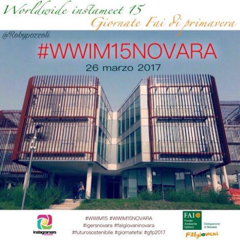 WWIM15 con IgersNovara