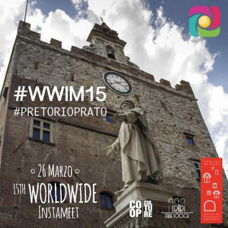 Il WWIM15 toscano al Museo di Palazzo Pretorio di Prato