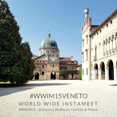#wwim15veneto – Worldwide Instameet al Castello di Thiene