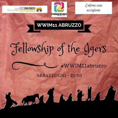 WWIM11 Abruzzo: Abbateggio e il Tolkien Reading Day