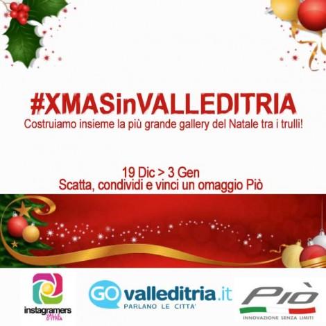 XmasinValledItria: il challenge natalizio di IgersValledItria
