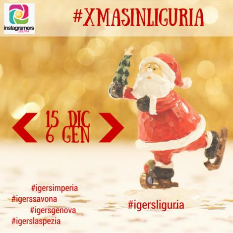 Challenge natalizio con IgersLiguria
